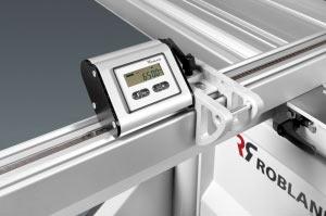 Цифровой индикатор размеров форматно-раскроечного станка Robland Z-3200