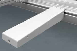 ополнительный поддерживающий стол форматно-раскроечного станка Robland Z-3200